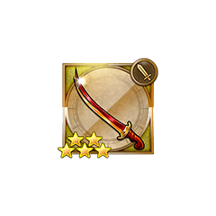 Flame Sword in <i>Final Fantasy Record Keeper</i> [FFIV].