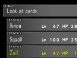 Menu (Final Fantasy VIII)