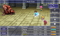 FFV iOS Blue Magic