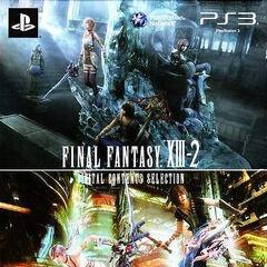 Capa da Digital Contents Selection Japonesa (PS3).