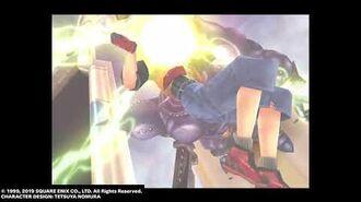 "Zell Duel ""Meteor Barret"" from FINAL FANTASY VIII Remastered-0"