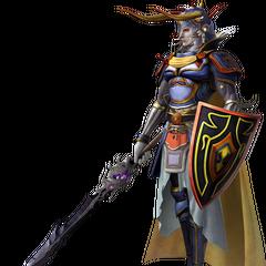 Knight in Shining Armor I.