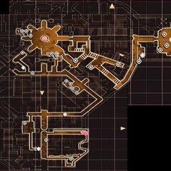 Карта уровня.