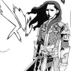 Vayne in the manga.