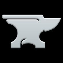 FFXIV Blacksmith Icon