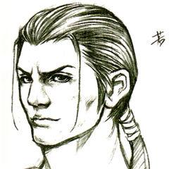 Young Auron.