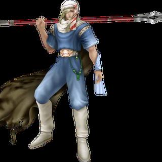 Альтернативный внешний вид Каина, основанный на его появлении в качестве Человека в капюшоне.