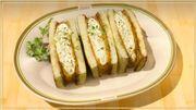 Crispy Fish Fritterwich