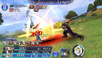 DFFOO Cross-Slash
