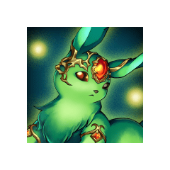 Carbuncle's portrait (2★).