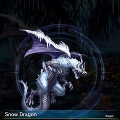 Snow Dragon.
