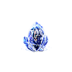 Sephiroth's Memory Crystal II.