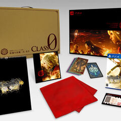 <i>Final Fantasy Type-0 HD</i> Ultimate Edition; Japan