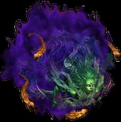 FFXIV Nube oscura