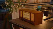 Radio in Maagho in FFXV