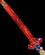 Arma Spada insanguinata