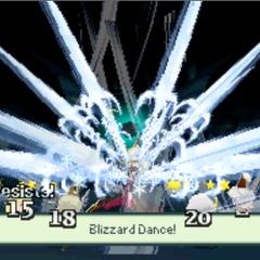 Blizzard Dance
