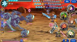FFLII Battle