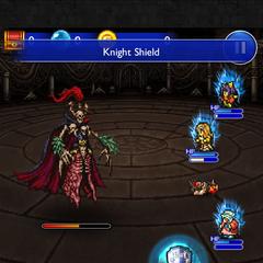 Knight Shield.