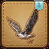 FFXIV Hunting Hawk Minion Patch
