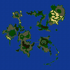 Second world appearance in-game.