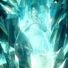 Лукреция в кристалле.