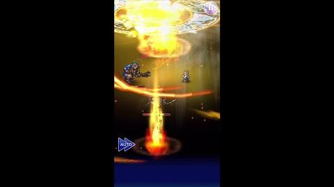 【FFRK】バルフレア必殺技『炎のインフェルノ』
