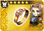 DFFOO Coral Ring (V)
