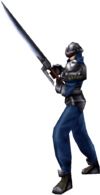 FF8 G-Soldier