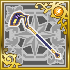 Lightning Staff (SR+).