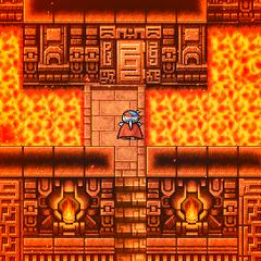 Fire floor (PSP).