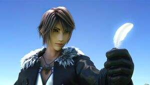 Squall and the Feather