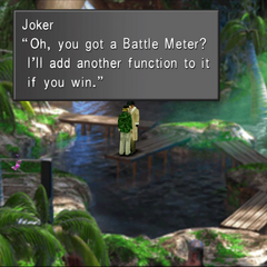 CC Joker enhances the Battle Meter.