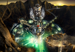 Corel reactor