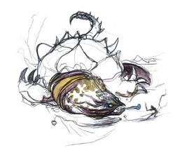 FFIII Tartaruga di terra art