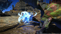 FFXIV Blood of the Dragon