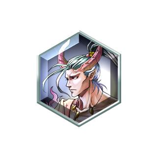 Phantom Stone battle command icon.