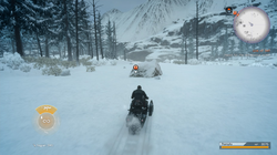 Snowmobile-Episode-Prompto-DLC-FFXV