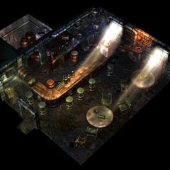 Prison Pub.