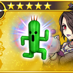 Magical Cactuar.