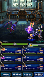 FFBE Shinra Manor
