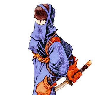 Male Ninja.