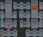 FFVIA Dragon Temple Treasure Room