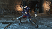 FFXIV Yugiri Battle