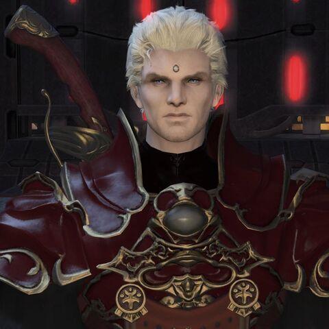 Nero sin el casco.