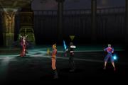 Ultimecia boss battle from FFVIII Remastered