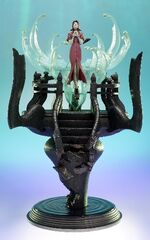 Aerith Sculpture