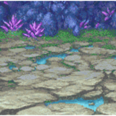 Jade Passage battle background in <i><a href=