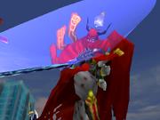 FFVIII Excaliber Weapon