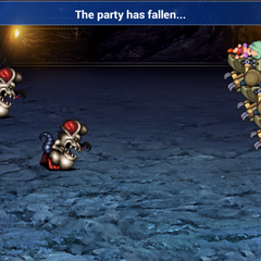 <i>Final Fantasy VI</i> (iOS).